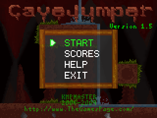 Cave Jumper v1.5: Screenshot 01
