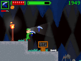 Cave Jumper v1.5: Screenshot 02