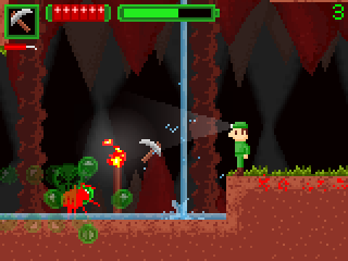 Cave Jumper v1.5: Screenshot 03