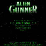 Alien Gunner: Screenshot 01